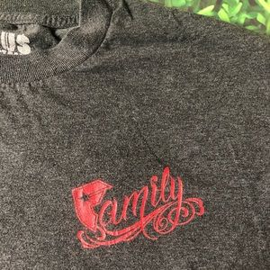 Family Famous Stars & Straps Streetwear T-Shirt